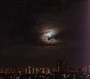 Луна, ну здравствуй